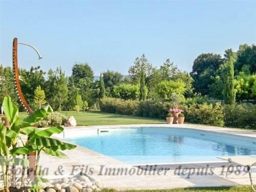 Deluxe sale house / villa Uzes 885000€ - Picture 13