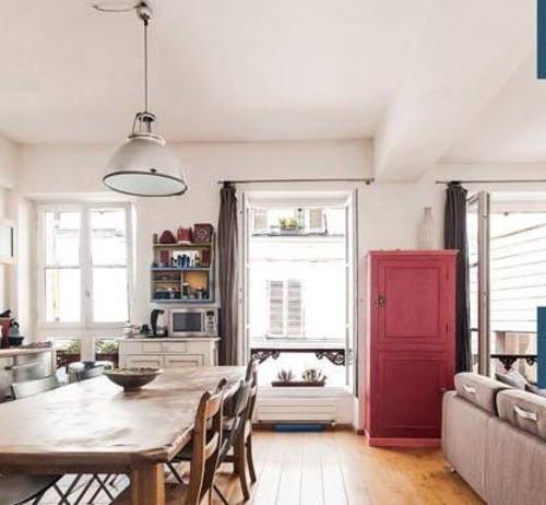 Vente de prestige appartement Paris 18ème 1140000€ - Photo 1