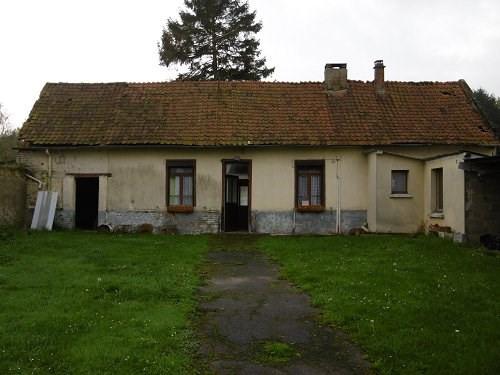 Verkoop  huis Hallencourt 51000€ - Foto 1