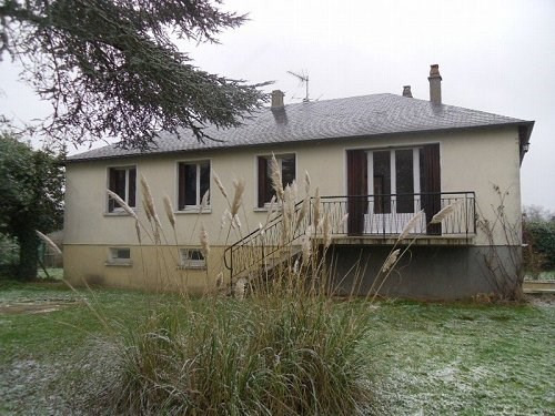 Vendita casa Mesnil sur l estree 147500€ - Fotografia 1