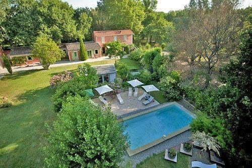 Deluxe sale house / villa Vedène 785000€ - Picture 1