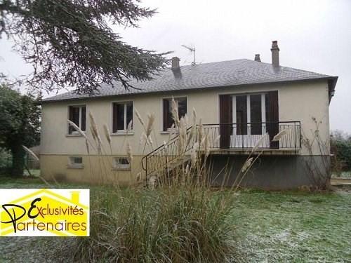 Sale house / villa Mesnil sur l estree 158500€ - Picture 1