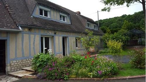 Verkoop  huis St martin de boschervill 422000€ - Foto 1