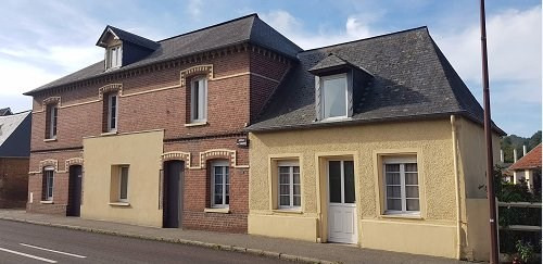 Investment property building Ouville la riviere 159 000€ - Picture 1