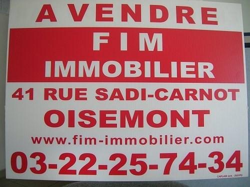 Sale site Fresnoy andainville 35000€ - Picture 1