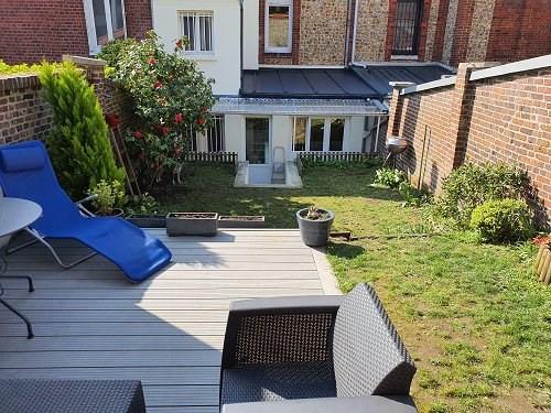 Vente maison / villa Rouen 290000€ - Photo 1