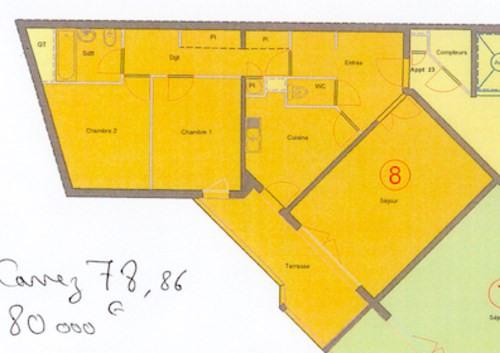 Sale apartment Paris 12ème 780000€ - Picture 3