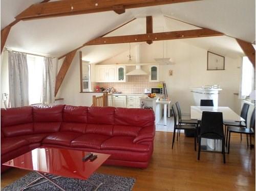 Verkoop  appartement Yport 129000€ - Foto 1