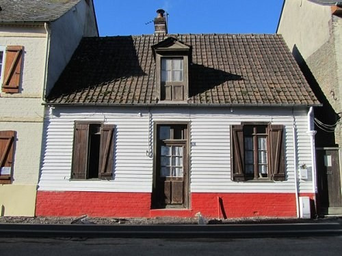 Vente maison / villa Foucarmont 28000€ - Photo 1