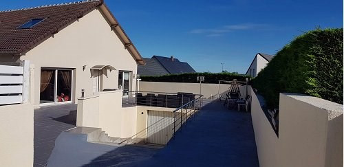 Vente maison / villa Dieppe 395 000€ - Photo 1