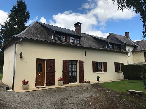Verkoop  huis Beaucamps le vieux 137000€ - Foto 1