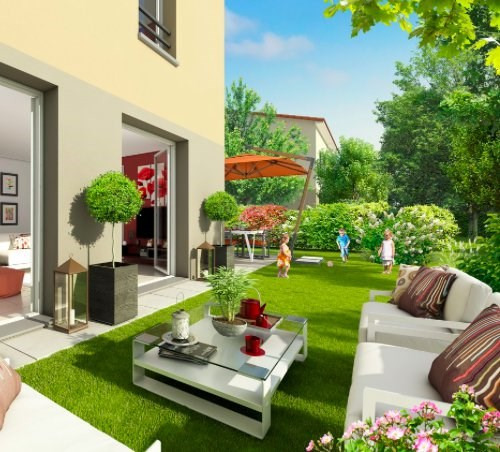 Vente maison / villa Bussy-saint-georges 323 000€ - Photo 2
