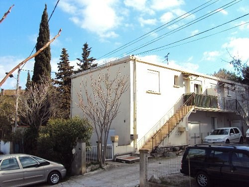 Investment property apartment Chateauneuf les martigue 115000€ - Picture 1