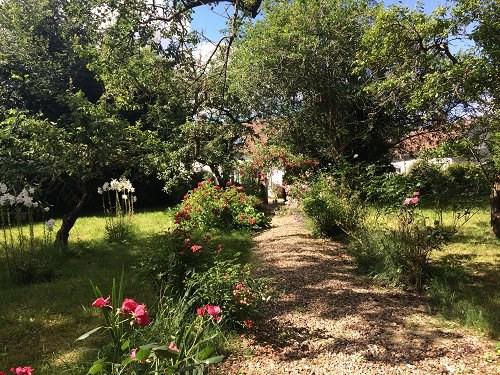 Vente maison / villa Houdan 268000€ - Photo 2
