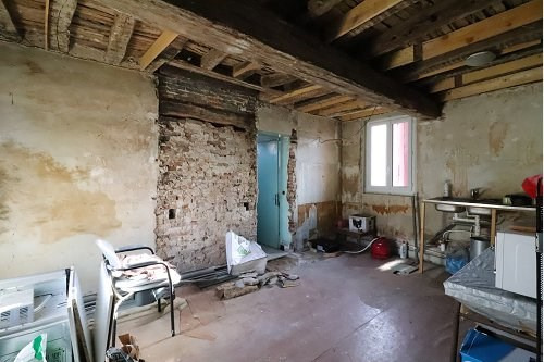Verkoop  huis Marcilly sur eure 138000€ - Foto 5