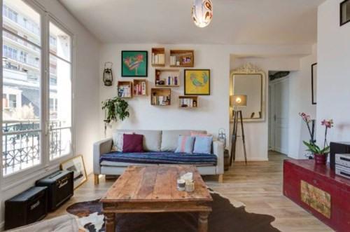 Sale apartment Paris 15ème 595000€ - Picture 1