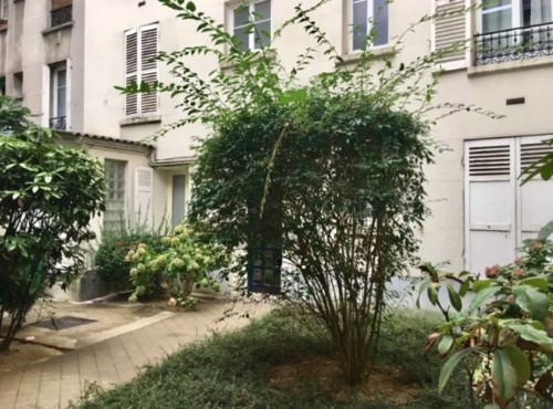 Sale apartment Paris 15ème 299 000€ - Picture 1