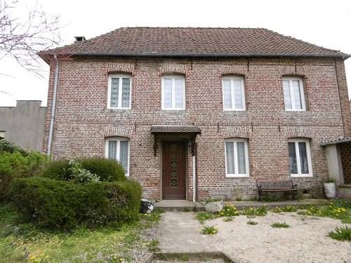 Verkoop  huis Hallencourt 65000€ - Foto 1