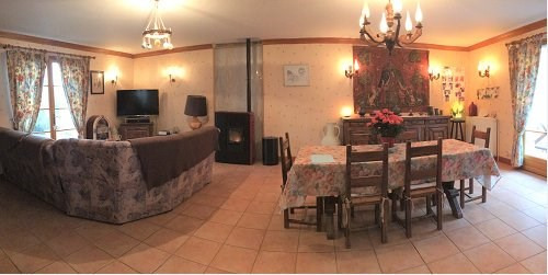 Sale house / villa Houdan 420000€ - Picture 2