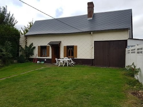 Vente maison / villa Beaucamps le vieux 79 000€ - Photo 1