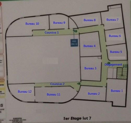 Vente bureau Toulouse 1134000€ - Photo 7