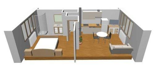 Vente appartement Brison st innocent 79000€ - Photo 1