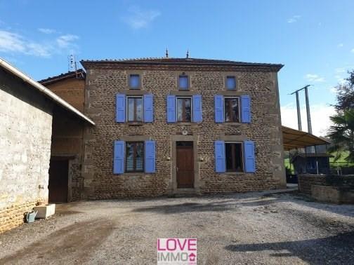 Vente maison / villa Chateauneuf de galaure 342400€ - Photo 2