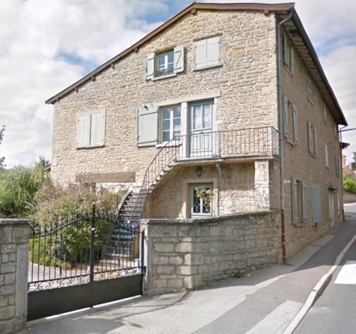 Rental apartment Saint didier au mont d'or 780€ CC - Picture 1