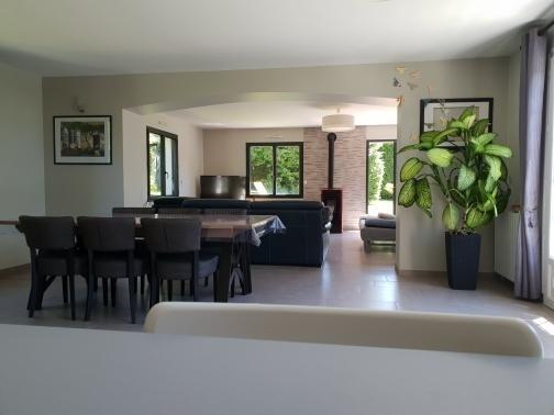Sale house / villa Arnieres sur iton 349900€ - Picture 3