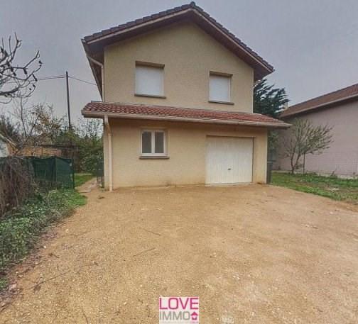 Vente maison / villa La tour du pin 194250€ - Photo 2