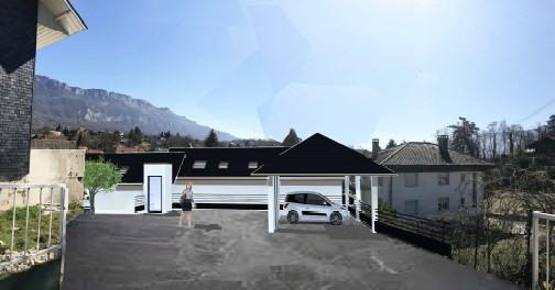 Vente maison / villa Aix les bains 445000€ - Photo 2