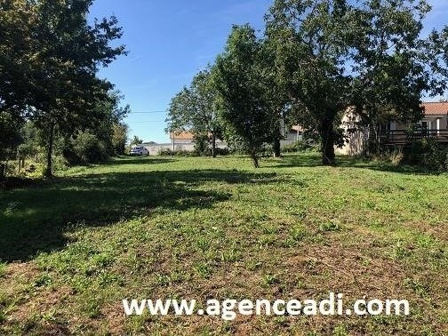 Vente terrain Aigonnay 30000€ - Photo 1