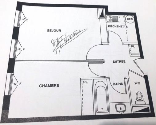 Vente appartement Aix en provence 325000€ - Photo 6