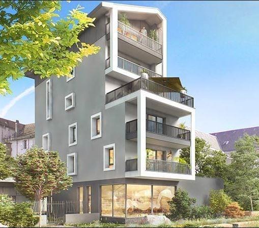 Sale apartment Annemasse 393000€ - Picture 1