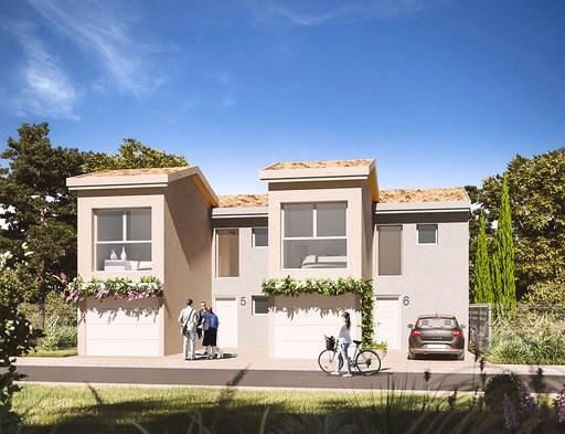 Villa neuve type 4 avec jardin