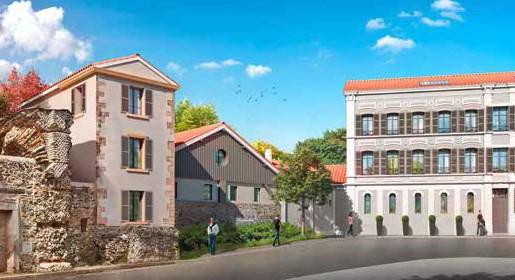 Programme investissement déficit foncier Lyon 5 fourvière