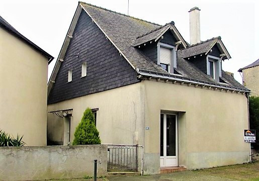 Vente maison / villa Saint poix 66000€ - Photo 1