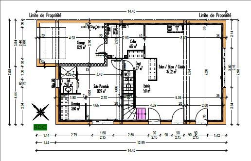Vente de prestige maison / villa Talence 592800€ - Photo 7