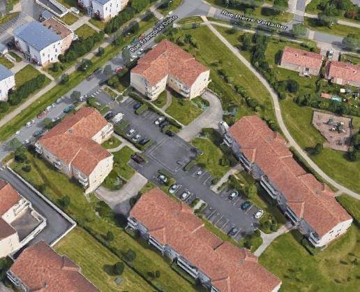 Vente appartement Poitiers 81000€ - Photo 2