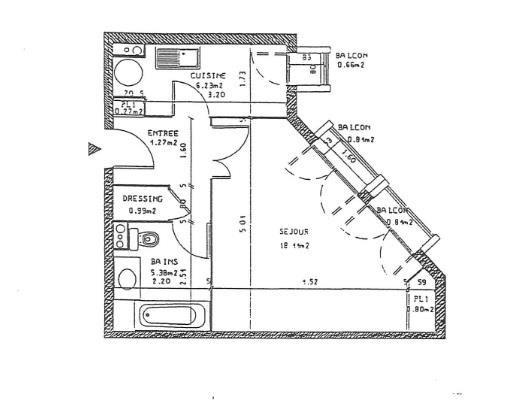 Vente appartement Villemomble 137000€ - Photo 2