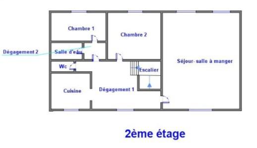 Vente appartement Seillans 177000€ - Photo 2