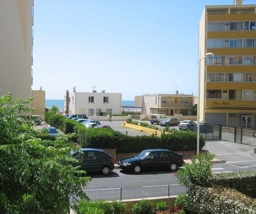 Vente appartement Valras 106000€ - Photo 1