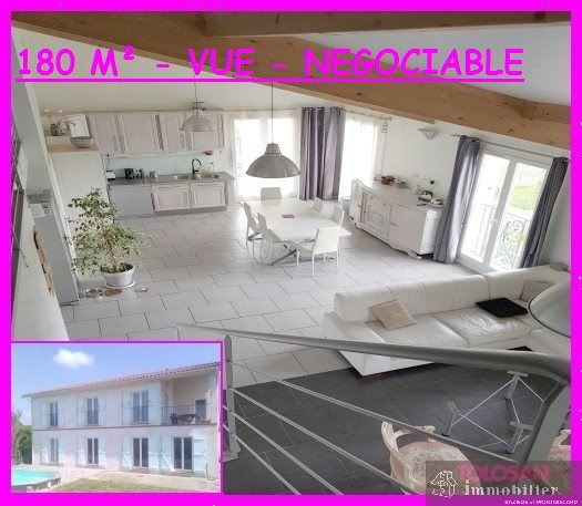 Vente maison / villa Baziege 399 000€ - Photo 1