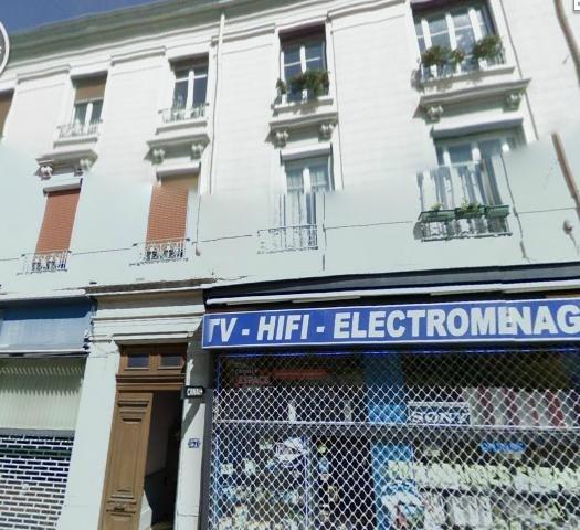 Verhuren  appartement Lyon 3ème 350€ CC - Foto 1