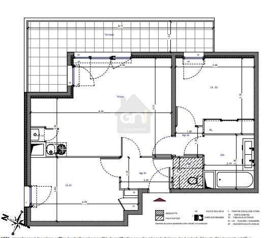 Vente appartement Marseille 9ème 276000€ - Photo 2