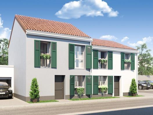 Sale building Belloy en france 189000€ - Picture 2