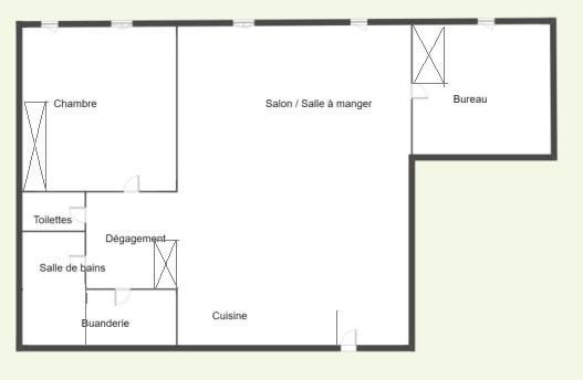Rental apartment Agen 490€ CC - Picture 5