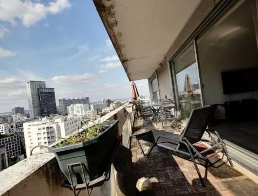 Verkoop  appartement Courbevoie 440000€ - Foto 1