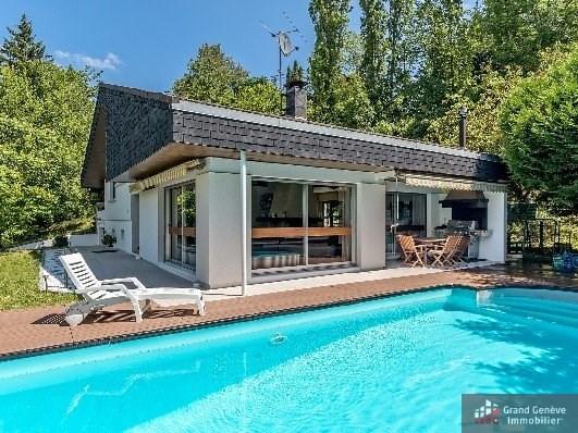 Saint CERGUES Maison d'architecte avec piscine !