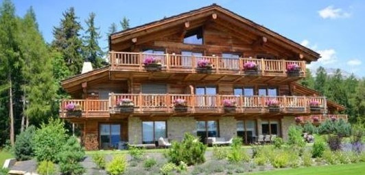 Deluxe sale apartment Crans montana 1 680 000€ - Picture 1
